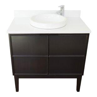 Epping 37 Single Bathroom Vanity Set by Gracie Oaks