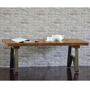Cayu Live Edge Coffee Table