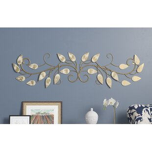 Over the Door Scroll Wall D?cor by Fleur De Lis Living