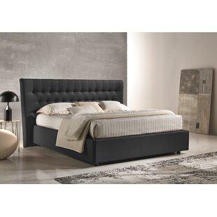 Aquasco Tufted Upholstered Low Profile Platform Bed by Red Barrel Studio