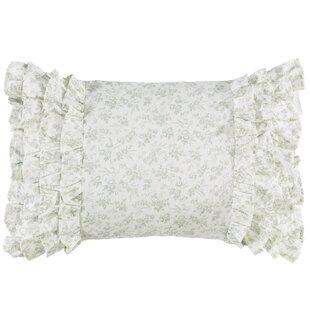 Harper Cotton Breakfast Lumbar Pillow