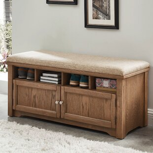 Find for Riendeau Storage Bench By Gracie Oaks