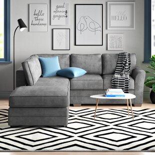 Lilah Corner Sofa By Zipcode Design
