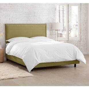 Brayden Studio Dolloff Upholstered Panel Bed