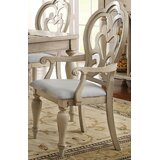 Percy Upholstered Dining Chair (Set of 2) by One Allium Way®