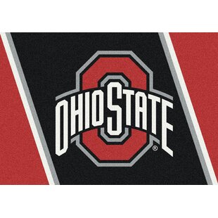 Collegiate Ohio State University Buckeyes Mat By My Team by Milliken