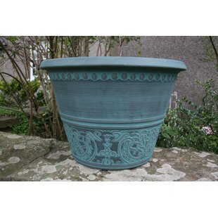 Sagamore Clay Plant Pot By Lily Manor