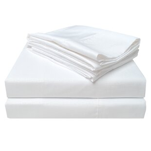 3000 Crocodile Embossed Egyptian-Quality Cotton Microfiber Sheet Set