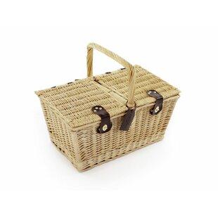 Willow 21 Piece Picnic Basket Set