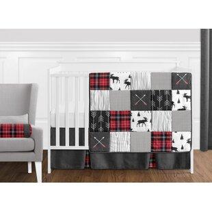 Comparison Rustic Patch 11 Piece Crib Bedding Set BySweet Jojo Designs