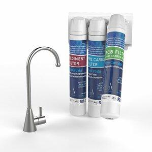 under sink water filter set - Under Sink Water Filter