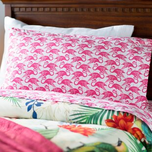 Beachcrest Home Beryl 200 Thread Count 100% Cotton Sheet Set