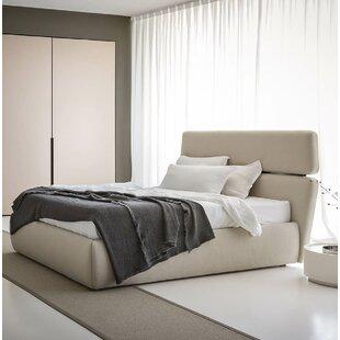 Pianca USA Rialto Upholstered Platform Bed