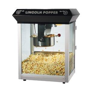 8 Oz. Lincoln Antique Popcorn Machine