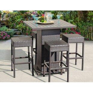 patio bar furniture you ll love wayfair rh wayfair com outdoor patio bar sets clearance outdoor patio bar sets clearance