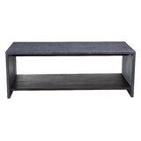 Galesburg Stone/Concrete Coffee Table