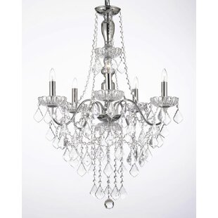 House of Hampton Holton Elegant 5-Light C..