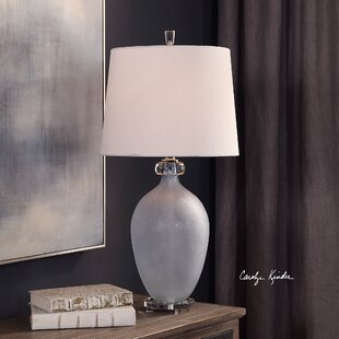 Corsham Frosted Glass 28 Table Lamp