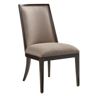 Zavala Ellipsis Upholstered Side Chair