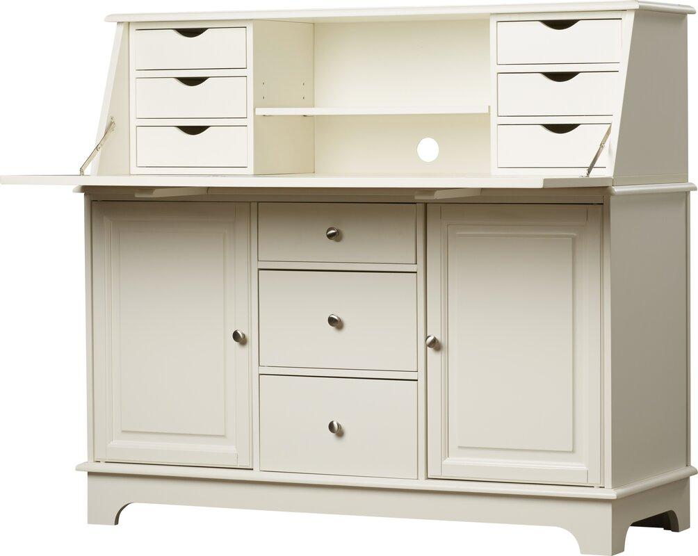 the gaston drawers furniture and pad openable secretary wall harto by desk rot grau buy hart frei categories desks an three seitel eiche schraeg