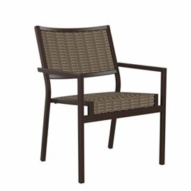 Cabana Club Stacking Patio Dining Chair (Set of 2)