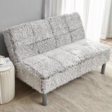Avreigh Twin Or Smaller Tufted Back Convertible Sofa by Latitude Run®