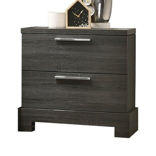 Sunglow 2 Drawer Nightstand