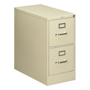 210 Series 2-Drawer Letter File