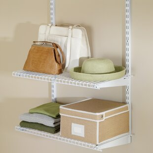 Find for Configurations 26W Shelf By Rubbermaid