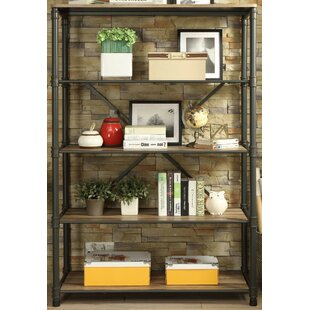 Mcdowell Etagere Bookcase by 17 Stories