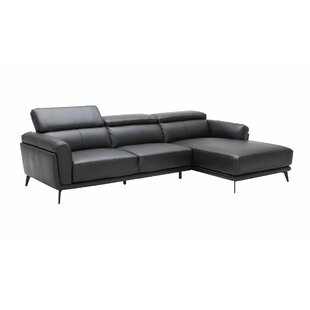 Hazard Contemporary Upholstered Modular Sectional (Set of 2)