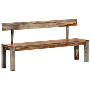Randel Wood Bench By Williston Forge