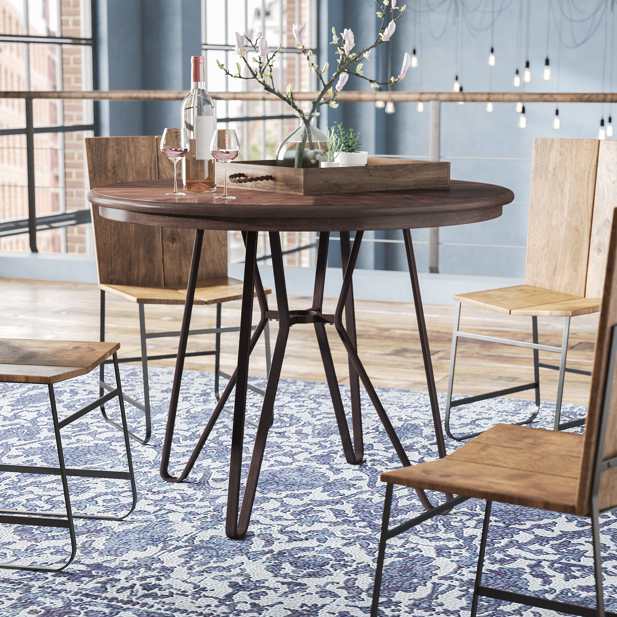 Williston forge lanford dining table reviews wayfair