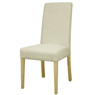 Latitude Run Torkelson Fabric Side Chair (Set of 2)