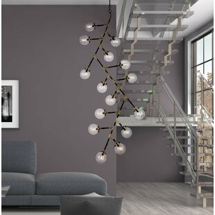 Roman 15-Light Novelty Chandelier