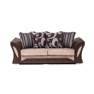 Drees 3 Seater Sofa By Ebern Designs
