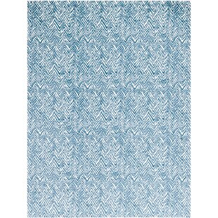 Mandurah Blue Indoor/Outdoor Area Rug