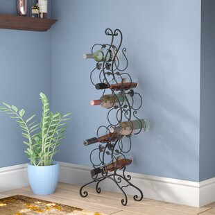 Crossnore 12 Bottle Floor Wine Rack by Fl..