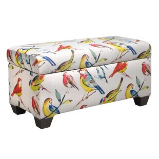 Birdwatcher Storage Bench by Skyline Furniture