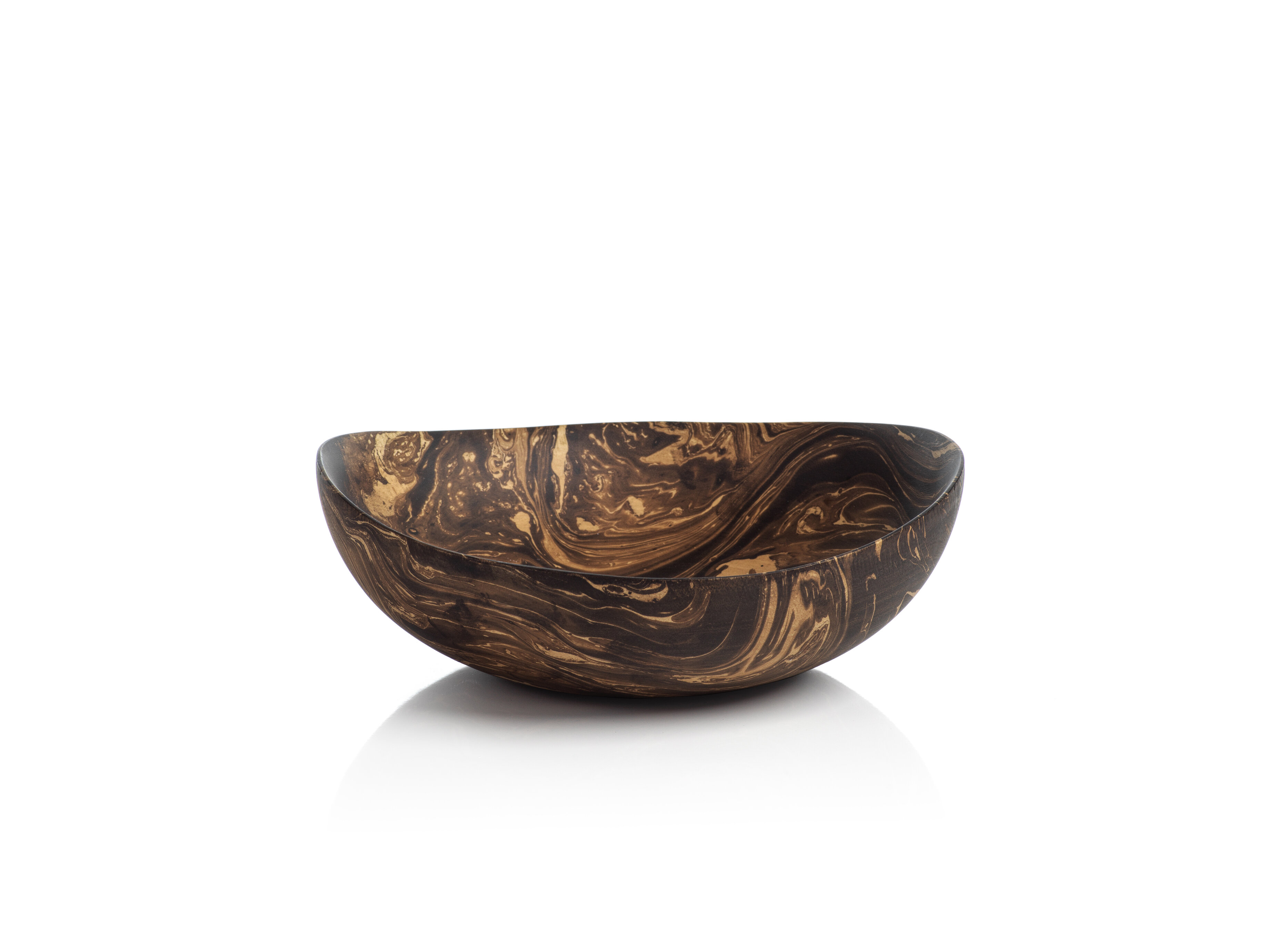 Black Brown Decorative Plates Bowls You Ll Love In 2021 Wayfair