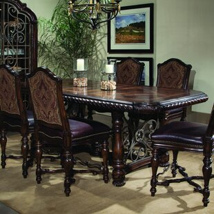 Evelyn Dining Table by Astoria Grand