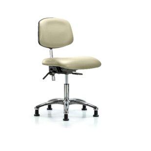 Symple Stuff Koa Desk Height Ergonomic Office Chair
