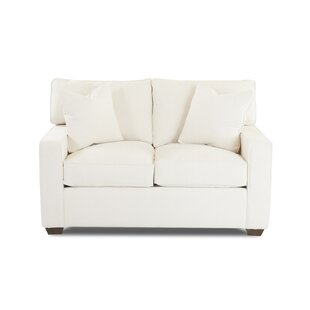 Brisa Loveseat by Wayfair Custom Upholstery™