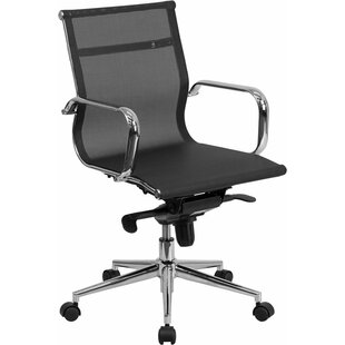 Mccrea Mesh Conference Chair by Latitude Run Cheap