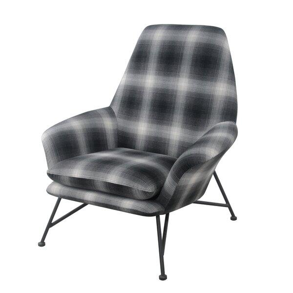 Buffalo Plaid Chair | Wayfair
