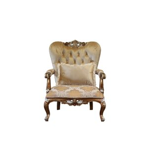 Astoria Grand Pilning Armchair
