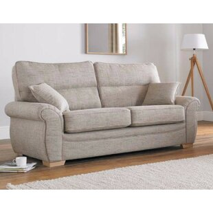 Milan 3 Seater  Sofa By Winchester Leather Ltd