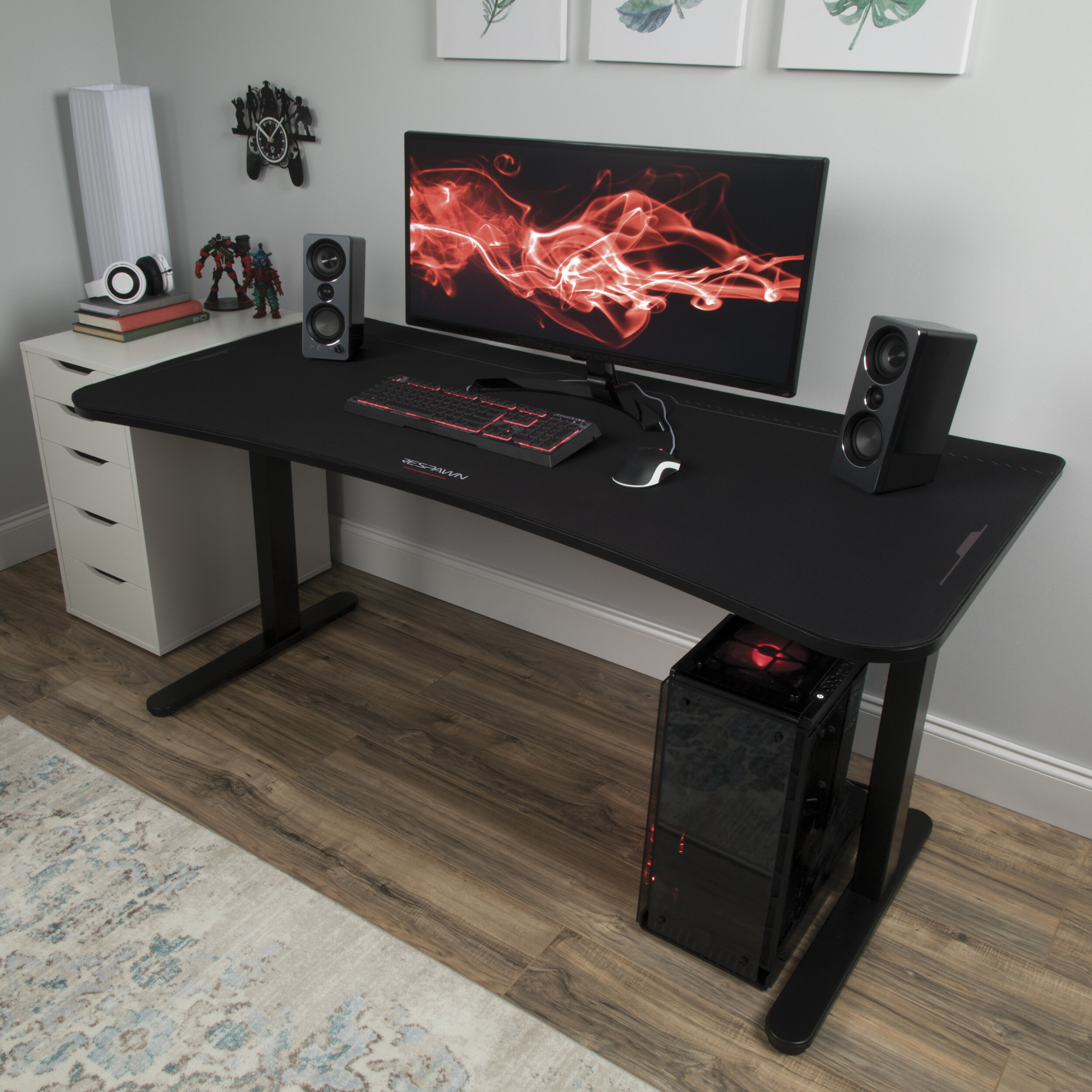 Respawn Gaming Desk Reviews Wayfair