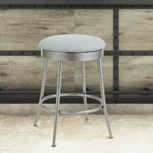 Heitzer 30 Swivel Bar Stool by Latitude Run