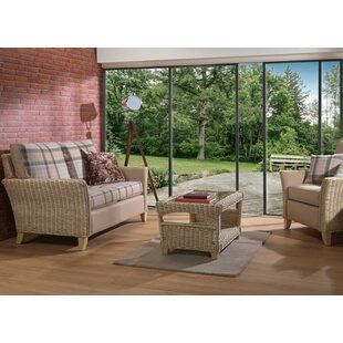 Gracie 3 Piece Conservatory Sofa Set By Beachcrest Home